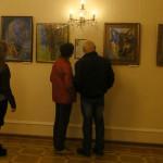 Выставка художника-анималиста из Волгограда в РЦНК в Праге