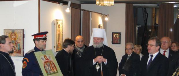 Православная Рождественская елка в РЦНК в Праге