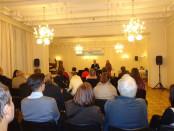 Вечер дружбы студентов курсов русского языка при РЦНК в Праге