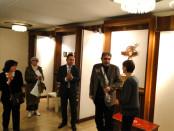 Выставка московского художника Сергея Петухова «Мир сундуков» в РЦНК в Праге