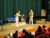 Спектакль Сызранского драматического театра «Не отрекаются любя» в РЦНК в Праге