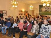 Выставка государственного музея-заповедника В.Д.Поленова «Лики России» в РЦНК в Праге