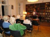 В РЦНК состоялась встреча русскоязычных писателей
