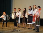 Праздничный концерт молодых молдавских артистов в РЦНК в Праге