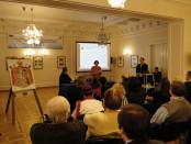 Об открытии Года святых равноапостольных Кирилла и Мефодия в РЦНК в Праге