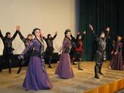 Выступление грузинского национального ансамбля «Цискари» в РЦНК в Праге
