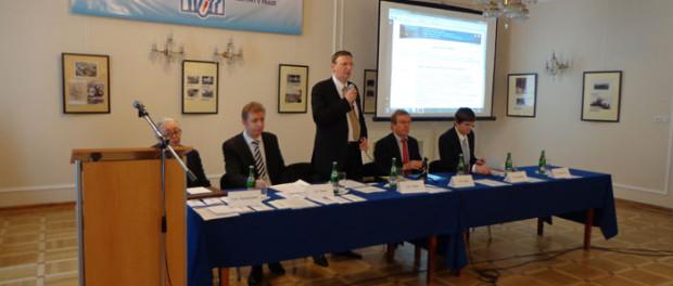 Rusko-český ekonomický seminář v RSVK v Praze