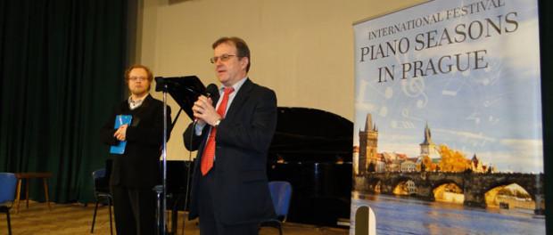Открытие третьего Международного фестиваля «Музыкальные сезоны в Праге»