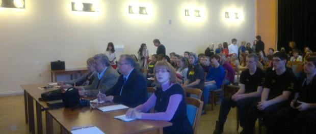 Региональный тур конкурса русского языка «Памятник Пушкину» в чешском городе Духцов