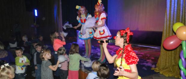 Спектакль для детей в РЦНК в Праге