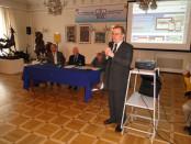 Заседание Клуба выпускников МГИМО в РЦНК в Праге