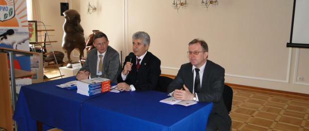 Открытие второй Международной конференции «Инновационные информационные технологии» в РЦНК в Праге