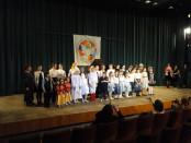 Концерт участников Международного детского фестиваля искусств «Голуби мира» в РЦНК в Праге