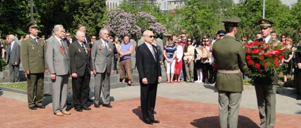 О праздновании Дня Великой Победы в Праге