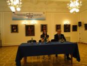 Творческая встреча с прима-балериной Светланой Захаровой в РЦНК в Праге