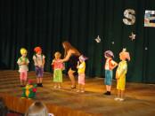 Концерт детской танцевальной студии «SEN» в РЦНК в Праге
