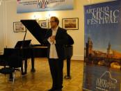 В Российском центре науки и культуры в Праге состоялся «ART-DUO FESTIVAL»