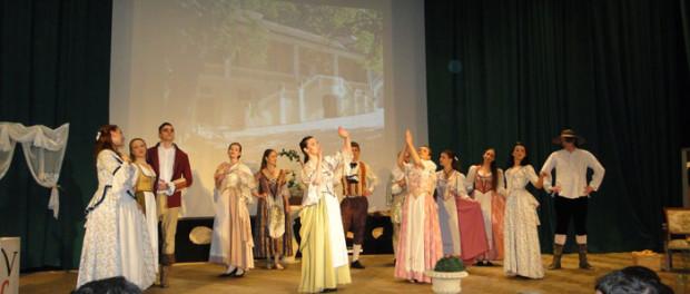 Музыкальный спектакль Международной консерватории в РЦНК в Праге