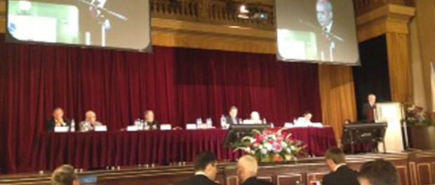 Международная экономическая конференция в Праге