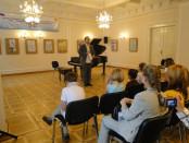 Концерт юных талантов в РЦНК в Праге