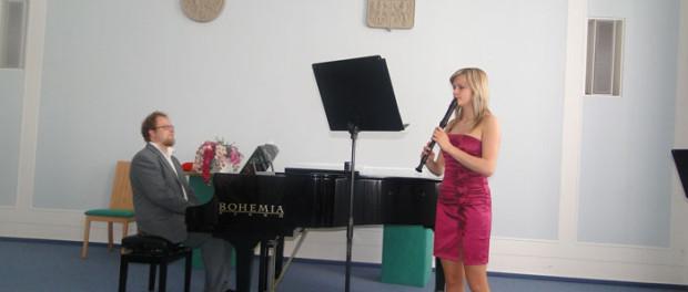 Концерт из цикла «Русский вторник в Праге 9»