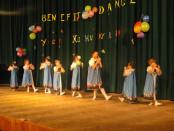 Концерт танцевальной студии «Benefit Dance» в РЦНК в Праге