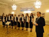 Концерт хоровой студии «Гармония» в РЦНК в Праге