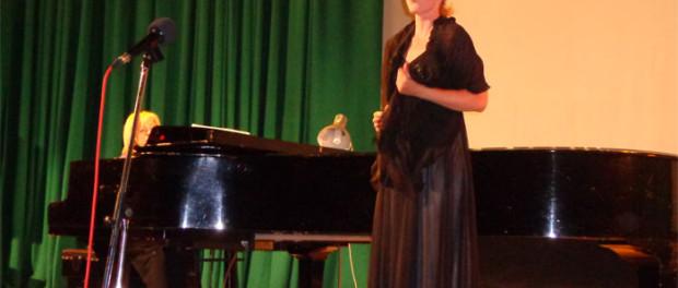 Hudební večer k narozeninám Jeleny Obrazcovové v RSVK v Praze