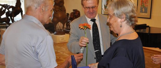 День семьи, любви и верности отметили в РЦНК в Праге