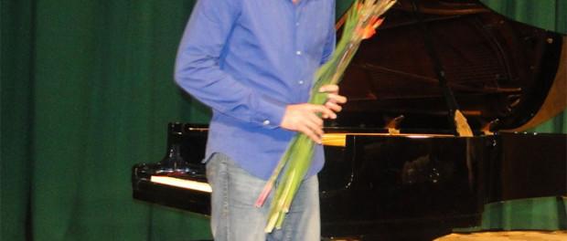 Концерт в РЦНК в Праге, посвященный 140-летию со дня рождения Сергея Рахманинова