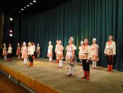 Выступление ансамбля танца «Калинка» из Санкт-Петербурга