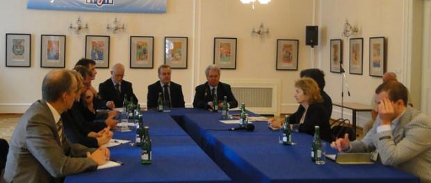 Kulatý stůl v RSVK v Praze