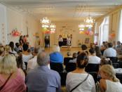 Детский праздник «Здравствуй, школа!» в РЦНК в Праге