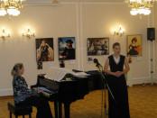 Концерт учащихся вокальной студии при РЦНК в Праге
