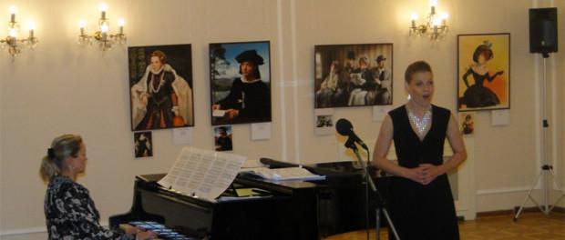 Koncert žáků pěveckého studia při RSVK v Praze