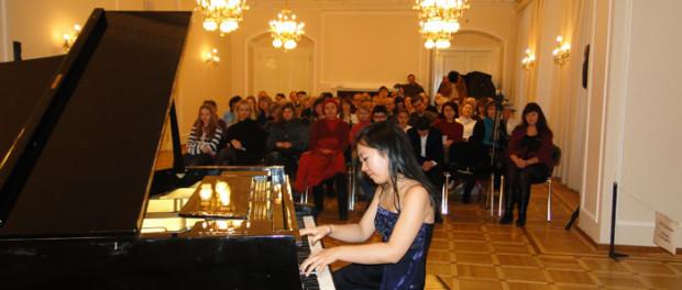 Музыкально-поэтический вечер «Музыкальное путешествие: Бетховен» в РЦНК в Праге