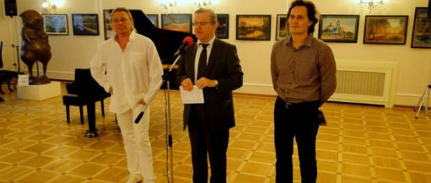 Выставка «Чехия и Россия – взгляд импрессионистов» в РЦНК в Праге