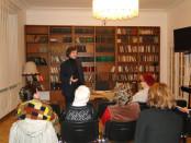 Лекция чешского ученого Владимира Франты «Искусство в поисках счастья» в РЦНК в Праге