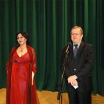 Концерт мужского хора Венского общества имени Франца Шуберта в РЦНК в Праге