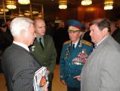 Презентация новой книги «Пять войн Людвика Свободы» в РЦНК в Праге