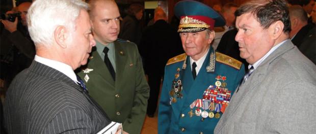 """Prezentace nové knihy """"Pět válek Ludvíka Svobody"""" v RSVK v Praze"""