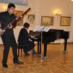 Концерт молодых российских музыкантов в РЦНК в Праге