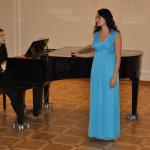 Рождественский концерт молодых российских артистов РЦНК в Праге