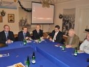 Круглый стол, посвященный 20-летию Конституции Российской Федерации в РЦНК в Праге