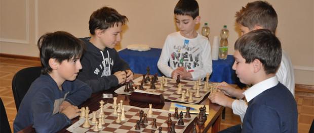 """Šachový turnaj """"Zimní gambit"""" v RSVK v Praze"""