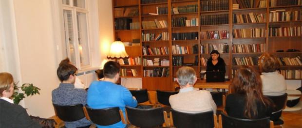 Zasedání členů Evropského kongresu literátů