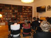Вечер «Открываем литературные таланты» в РЦНК в Праге