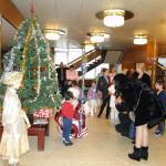 Детские новогодние праздники в РЦНК в Праге