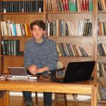 Заседание членов европейского конгресса литераторов в РЦНК в Праге