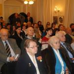 Вечер памяти, посвященный 70-летию снятия блокады Ленинграда в РЦНК в Праге